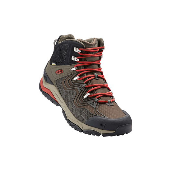 Men KEEN APHLEX WATERPROOF BOOT black olive/bossa nova Outlet Online