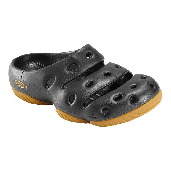 KEEN Men black YOGUI Outlet Store