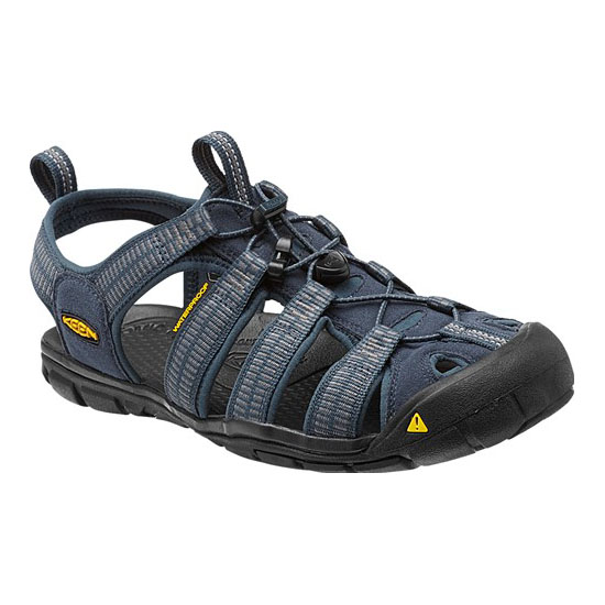 KEEN Men midnight navy/gargoyle CLEARWATER CNX Outlet Store