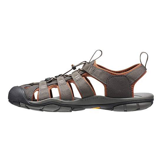 Men KEEN CLEARWATER CNX raven/tortise shell Outlet Online
