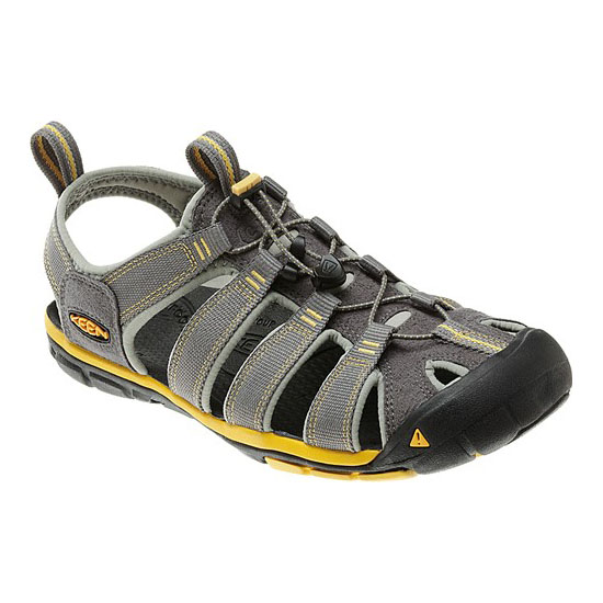 Men KEEN CLEARWATER CNX gargoyle/super lemon Outlet Online