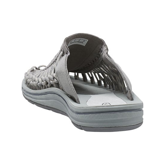 Cheap KEEN UNEEK SLIDE Men gargoyle/neutral gray Online