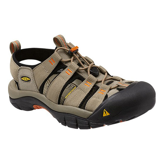 Cheap KEEN NEWPORT H2 Men brindle/sunset Online