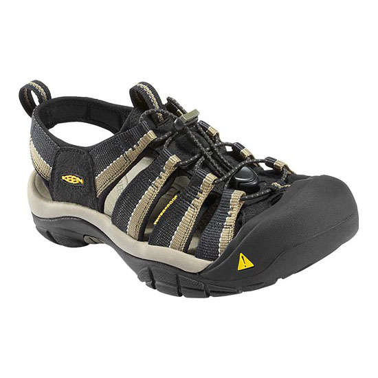 KEEN Men black/stone gray NEWPORT H2 Outlet Store