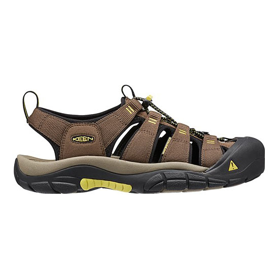 Men KEEN NEWPORT H2 dark earth/acacia Outlet Online