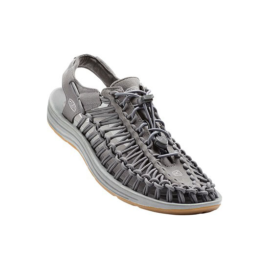 Men KEEN UNEEK ROUND CORD LTD gargoyle/neutral gray Outlet Online