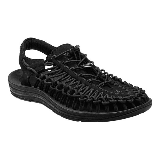 Men KEEN UNEEK MONOCHROME black/black Outlet Online