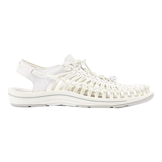 Cheap KEEN UNEEK LEATHER Men white/star white/ Online