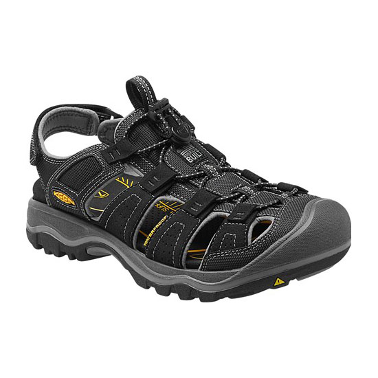 KEEN Men black/gargoyle RIALTO H2 Outlet Store