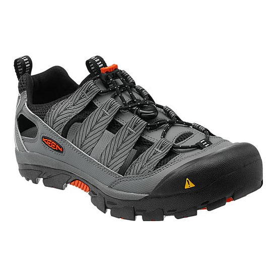 KEEN Men COMMUTER IV BIKE SANDAL gargoyle/koi On Sale