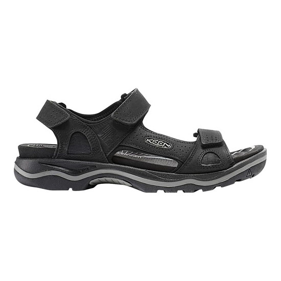 Men KEEN RIALTO 3 POINT black/neutral gray Outlet Online