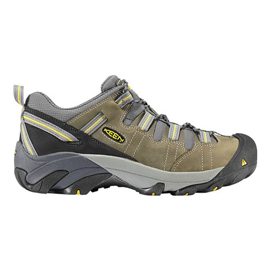 KEEN Men black/green DETROIT LOW ESD (SOFT TOE) Outlet Store