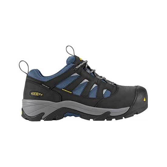 Men KEEN LEXINGTON raven/ensign blue Outlet Online