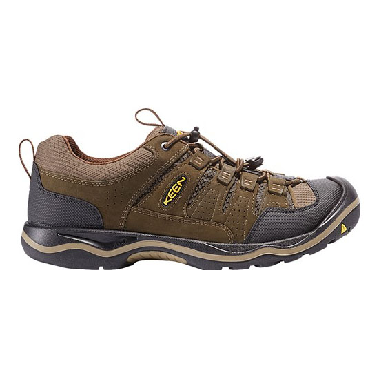 KEEN Men RIALTO TRAVELER brown On Sale
