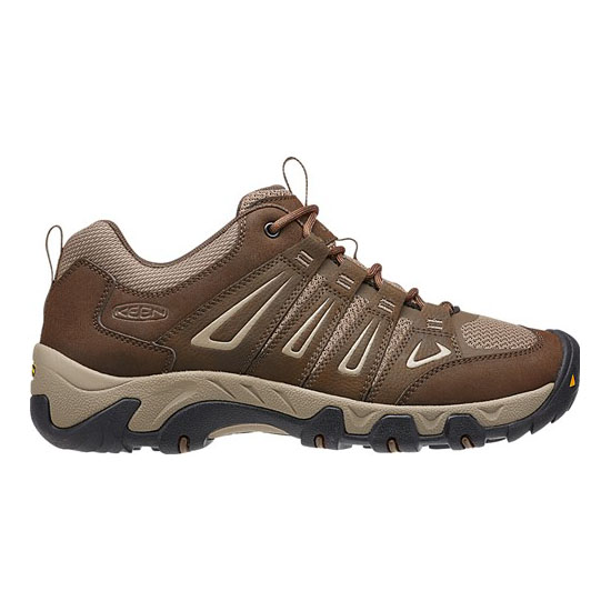 Men KEEN OAKRIDGE cascade brown/brindle Outlet Online