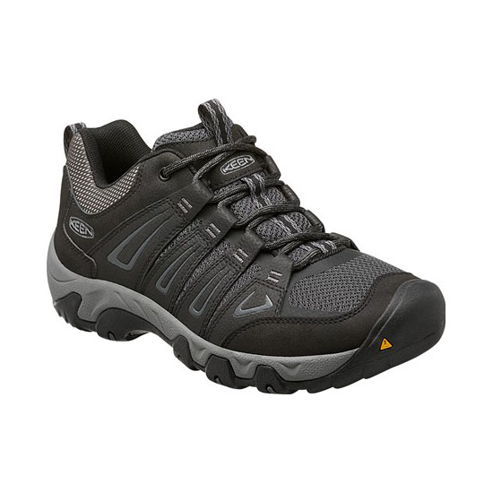 Cheap KEEN OAKRIDGE Men black/gargoyle Online