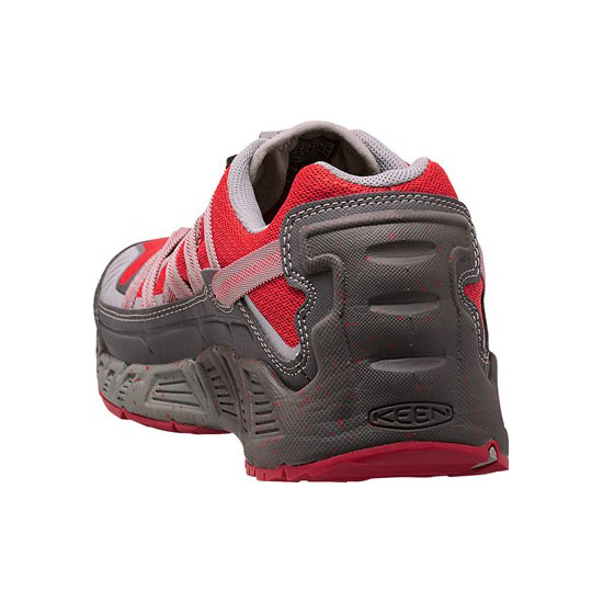 KEEN Men magnet/racing red VERSATRAIL Outlet Store