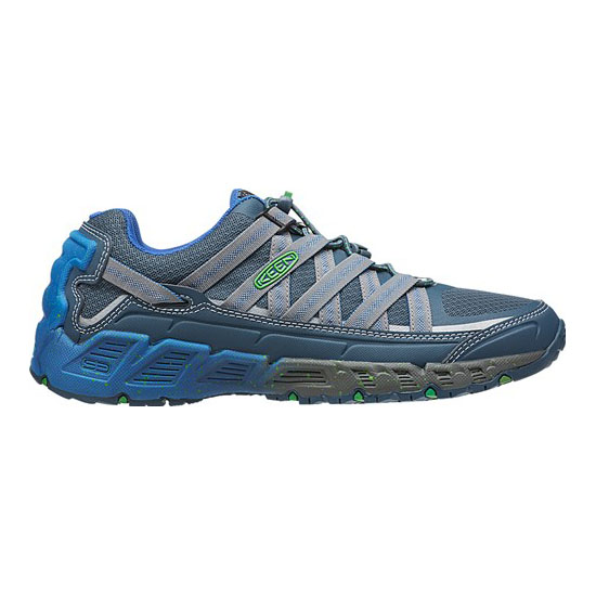 KEEN Men midnight navy/true blue VERSATRAIL Outlet Store