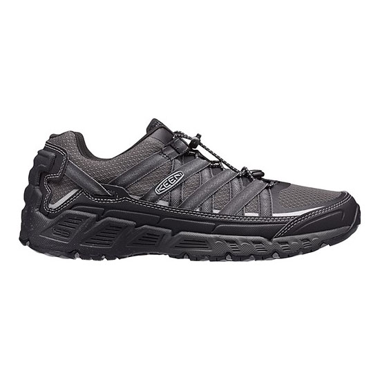 Men KEEN VERSATRAIL black/raven Outlet Online