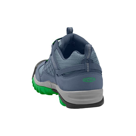 KEEN Men dress blue/online lime SALTZMAN WP Outlet Store