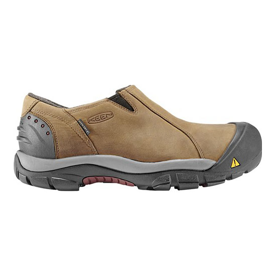 Cheap KEEN BRIXEN LOW Men slate black/madder brown Online