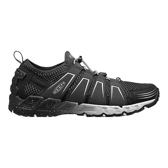 KEEN Men black/star white VERSAVENT Outlet Store