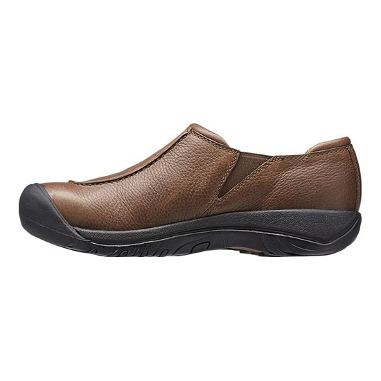 KEEN Men cascase brown AUSTIN SLIP-ON Outlet Store