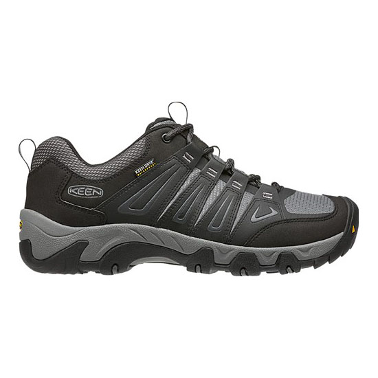 KEEN Men magnet/gargoyle OAKRIDGE WATERPROOF Outlet Store