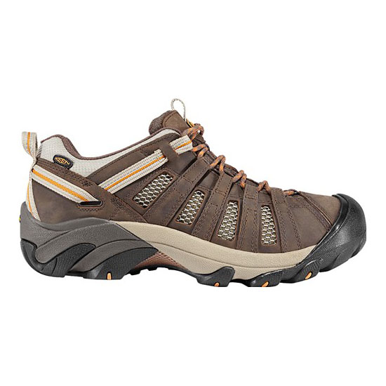 KEEN Men VOYAGEUR black olive/inca gold On Sale