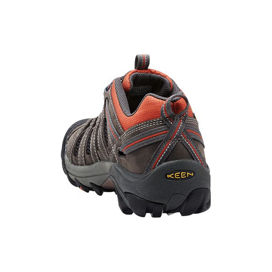 KEEN Men gargoyle/orange ochre VOYAGEUR Outlet Store