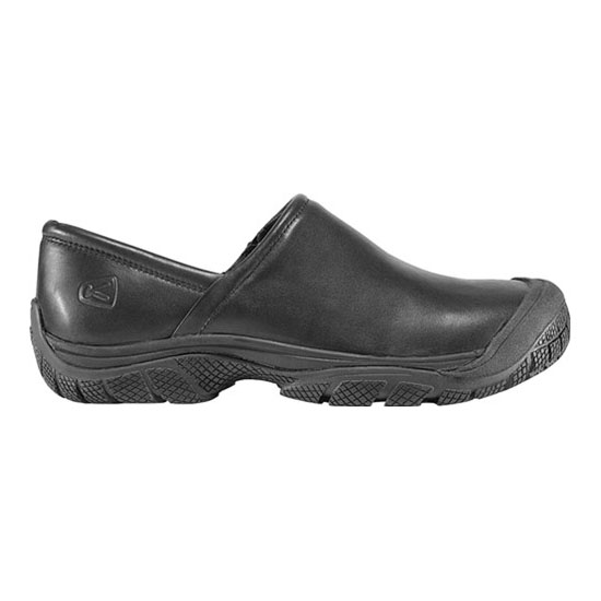 KEEN Men black PTC SLIP-ON II Outlet Store