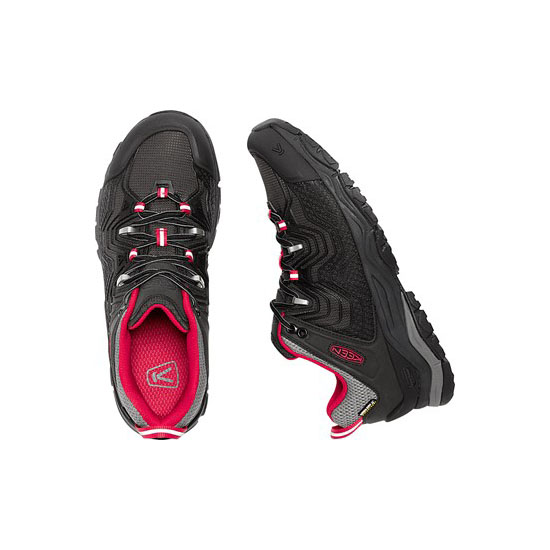 Men KEEN APHLEX WATERPROOF black/tango Outlet Online