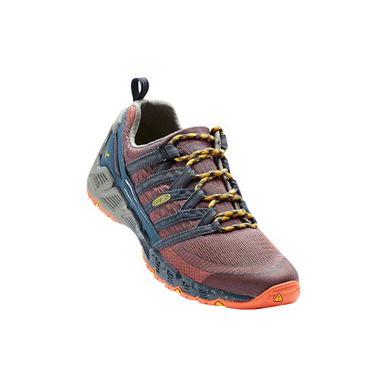 Cheap KEEN VERSAGO Men midnight navy/nasturtium  Online