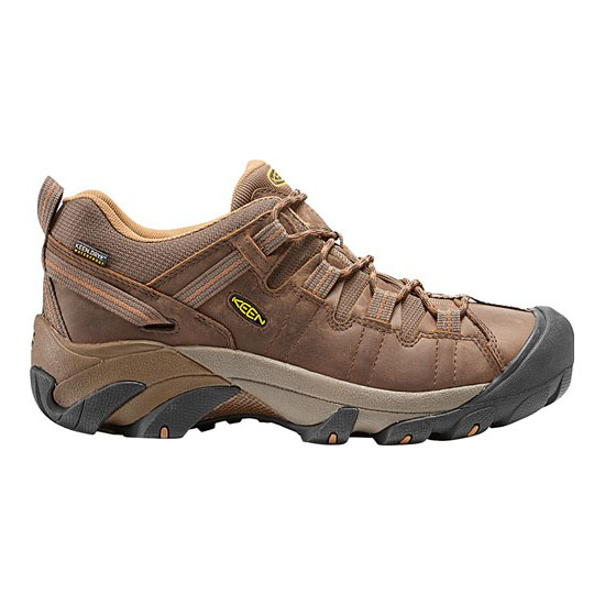 Men KEEN TARGHEE II cascade brown/brown suger Outlet Online