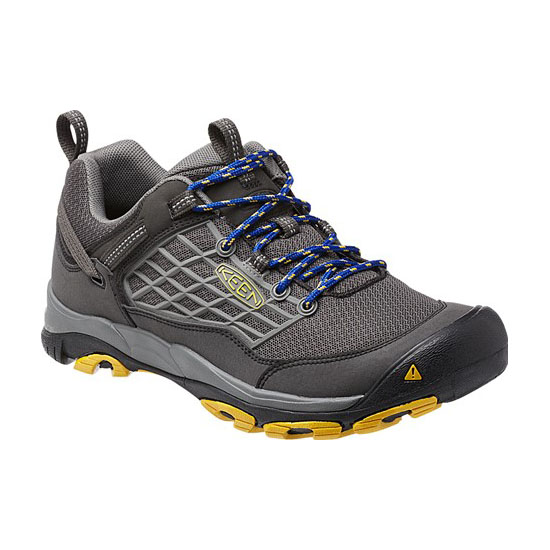 KEEN Men SALTZMAN raven/spectra yellow On Sale