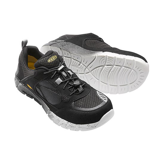 KEEN Men black/raven RALEIGH AT Outlet Store