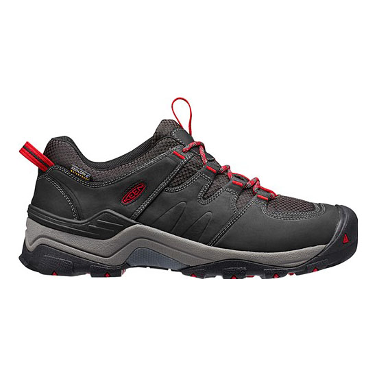 Men KEEN GYPSUM II WATERPROOF black/tango Outlet Online