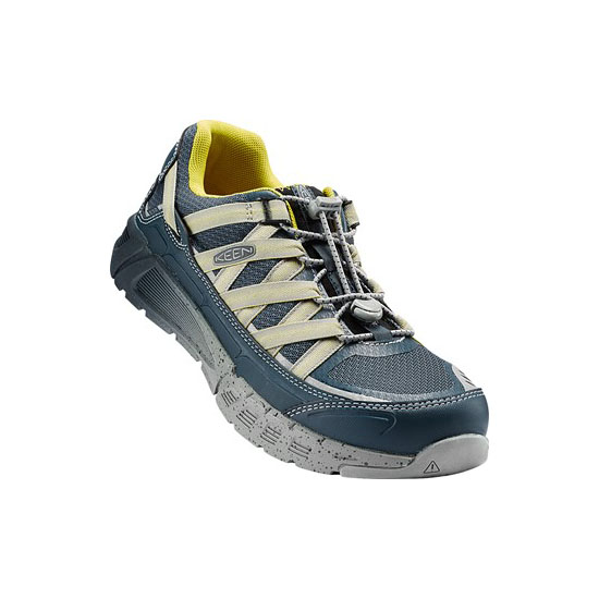 KEEN Men ASHEVILLE AT ESD midnight navy/warm olive On Sale
