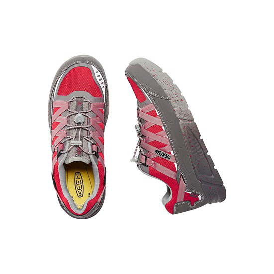 KEEN Men magnet/racing red ASHEVILLE AT ESD Outlet Store