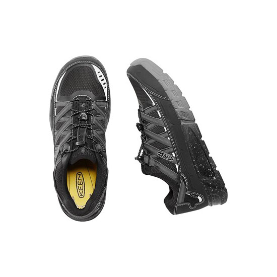 KEEN Men black/raven ASHEVILLE AT ESD Outlet Store
