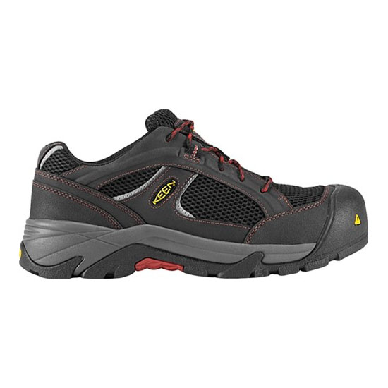 KEEN Men ALBANY black/bossa nova On Sale