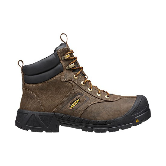 KEEN Men WARREN (SOFT TOE) cascade brown On Sale