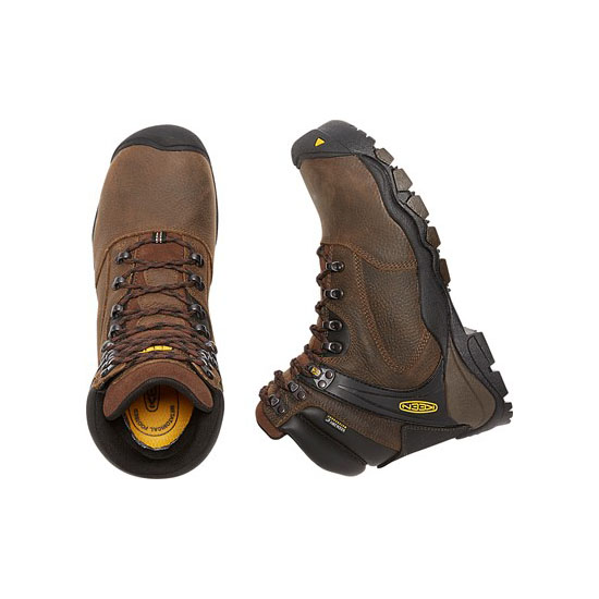 "Cheap KEEN LOUISVILLE 6"" Men cascade brown Online"