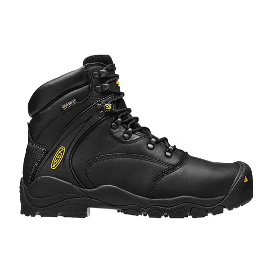 "KEEN Men black LOUISVILLE 6"" Outlet Store"