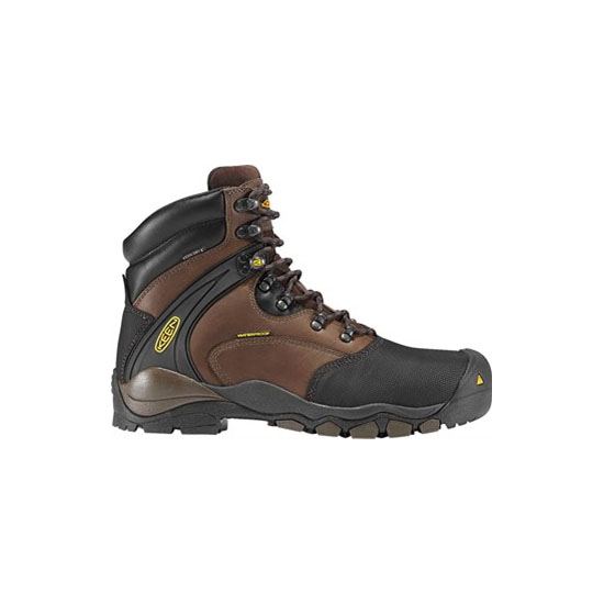 "KEEN Men slate black LOUISVILLE 6"" Outlet Store"