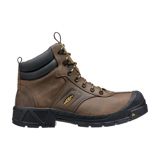 KEEN Men dark earth WARREN ESD Outlet Store