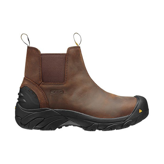 KEEN Men DETROIT SLIP-ON cascade brown On Sale