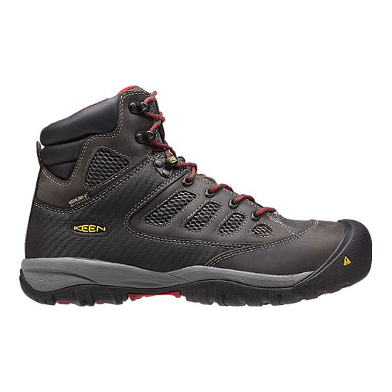 KEEN Men magmet/chili pepper TUCSON MID Outlet Store