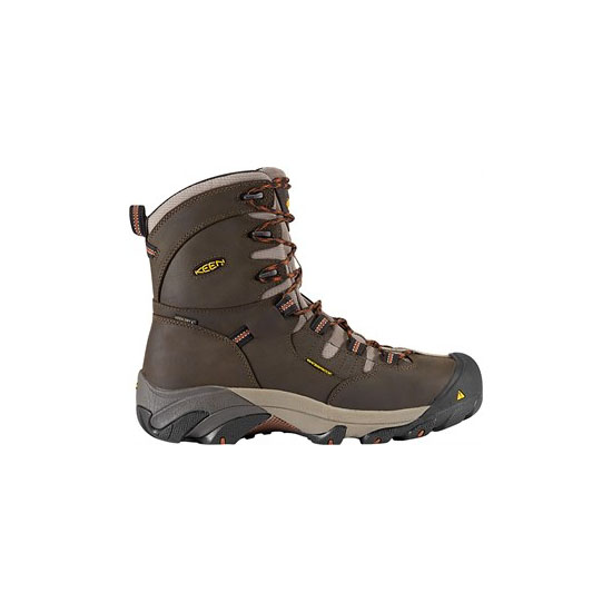 "KEEN Men DETROIT 8"" black olive On Sale"