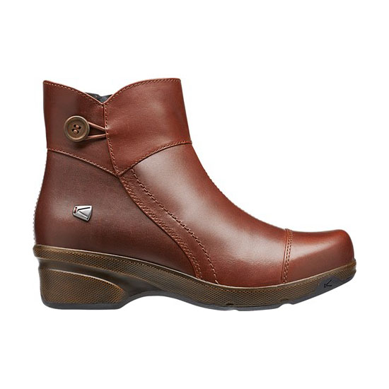KEEN Women MORA MID BUTTON barley On Sale